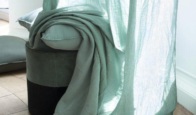 nappe en rideau