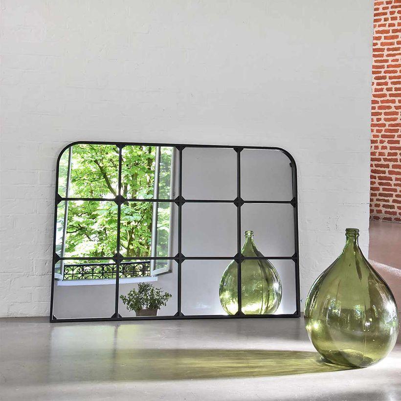 Miroir fenêtre paysage